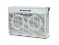 Insect-a-clear T100 44 Watt White or Stainless Steel