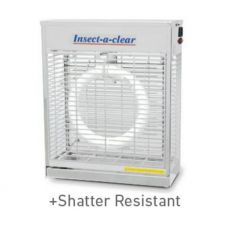 Insect-a-clear T50 22 Watt White or Stainless Steel