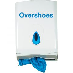 Overshoes Dispenser with FREE 150 Single Overshoes