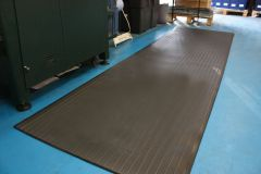 Kumfi Rib Industrial Safety Mats and Rolls All Sizes