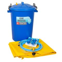 Leak Diverter Full Kit (Yellow Tarp)