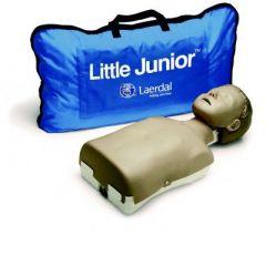 Little Junior™ Child CPR Training Manikin Light/Dark Skin, Single/Quad