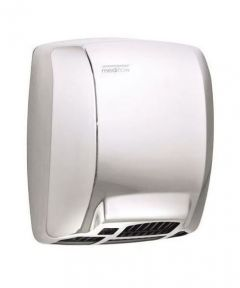 Mediclinics Mediflow® Hand Dryer Thermostatic Control M02AC in Bright