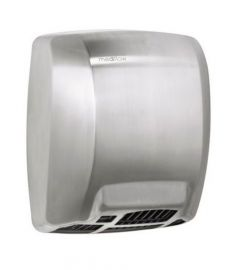 Mediclinics Mediflow® Hand Dryer Thermostatic Control M02ACS in Satin