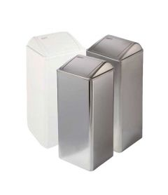 Mediclinics Waste Bin 65L with Self Closing Lid (Various Colours)