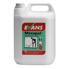 Evans Mexapol High Solids Floor Polish (5 Litre)