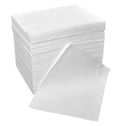Double Weight Hydraulic Oil Absorbent Pads