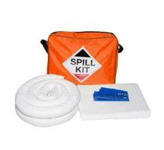 50L Railway Spill Kit Oil & Fuel (Orange Bag) x 12