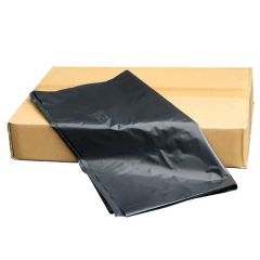 Medium Duty Black Refuse Sacks (Case of 200)