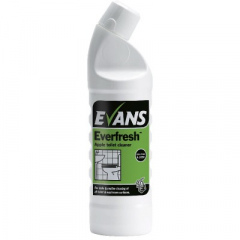 Evans Everfresh™ Apple Toilet and Washroom Cleaner (1 Litre)