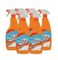 Mr Muscle Washroom Cleaner (6 x 750ml)