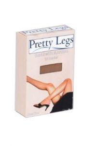 Pretty Legs Tights in Vaguely Black Case of 12