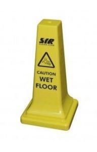 "Wet Floor Caution Cone (21"")"