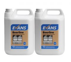 Evans Beerline Cleaner (2 x 5 Litre)