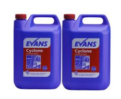 Evans Cyclone Extra Thick Bleach (2 x 5 Litre)