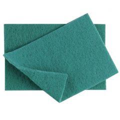 Utility Green Scourers Pk 10