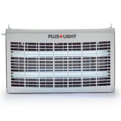Insect-O-Cutor - PlusLight - 60 Watt - Stainless