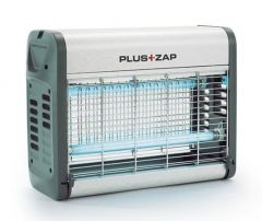 PlusZap 16 Watt Electric Grid Fly Killer White, S/Steel or Aluminium