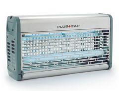 PlusZap 30 Watt Electric Grid Fly Killer White or Aluminium