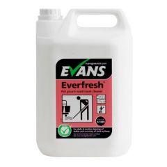 Evans Everfresh Pot Pourri Washroom Cleaner (1 x 5 Litre)