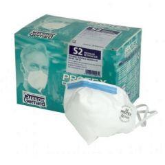 Protex S2 Respiratory Mask- Box of 25