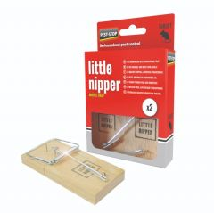 Little Nipper Mouse Trap Boxed (Pack of 2)