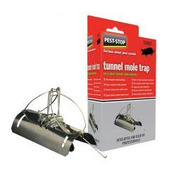 Tunnel Mole Galvanised Steel Trap