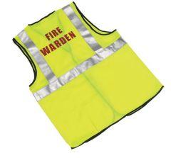 Fire Warden Hi-Vis (Various Sizes)