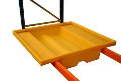 Yellow Polyethylene Racking Bund RB1