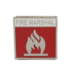 Fire Marshal Badge (Pack of 20)