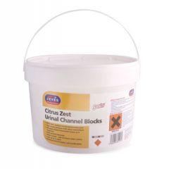 Jeyes Sanilav Non PDCB Urinal Cube Citrus 3kg