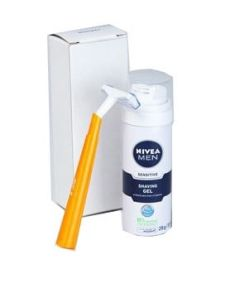 Nivea Shaving Kit for Vending Machine