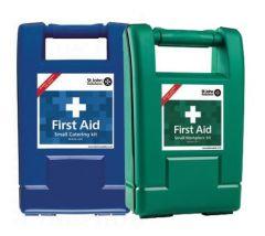 St Johns Ambulance Alpha Workplace & Food Hygiene First Aid Kits