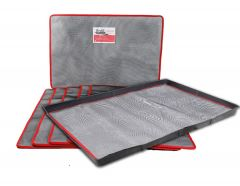 Small SpillTector® and Absorbent Mat Single or Pack of 5