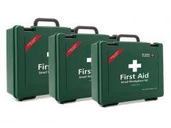 St Johns Ambulance Standard Workplace First Aid Kits