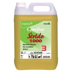 Carefree Stride 1000 Neutral Cleaner (5 Litre)