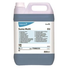 Suma D2 Multi All-Purpose Concentrated Cleaner (5 Litre)