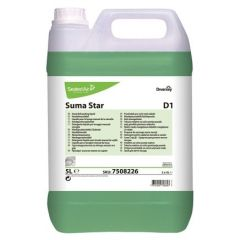 Suma D1 Star Hand Dishwashing Liquid (5 Litre)