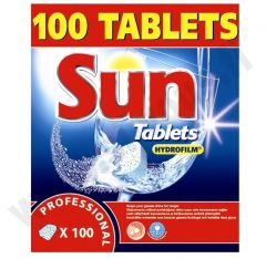 Sun Dishwashing Tabs (100 Washes)