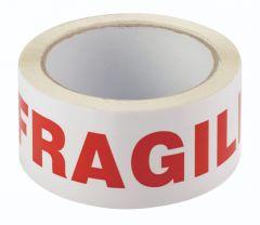 Fragile Printed Polypropylene Tape