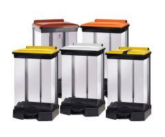 65l Clear Body Plastic Fire Retardant Sackholder