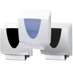 Tekna Ellipse Mechanical Retractable Roller Towel Cabinet