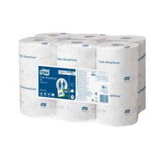 Tork SmartOne® Mini Toilet Tissue Roll 2 Ply (Case of 12) - 472193