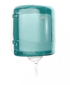 Tork Reflex® Centrefold Dispenser Turquoise