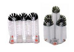 Brush Glass Washers (3 or 5 Brushes)