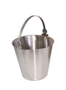 12 Litre Food Bucket with Handle
