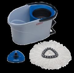 Vileda Ultra Spin Starter Kit in Blue
