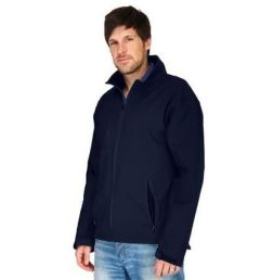 Endurance Water Repellent Softshell Jacket- Navy