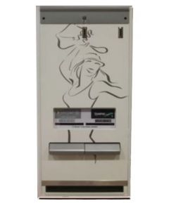 Dual Column Reconditioned Vending Machine White