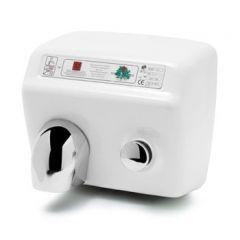 World Dryer Push Button Hand Dryer DA548 in White